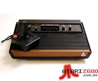 Sobre o Atari 2600