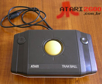 Controle Trak-Ball