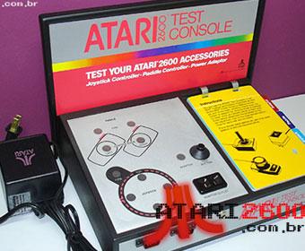 Atari 2600 Test Console